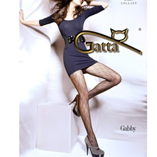 Collant Gabby 7 noir
