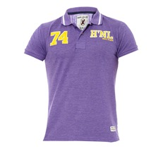 T-shirt PAVEL PURPLE MELANGE