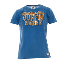 T-shirt Varlam bleu