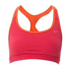 INDY RACERBACK BRA PINK FORCE/ELECTRO ORANGE/ELECTRO ORANGE rose et orange