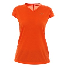T-shirt DRI-FIT TOUCH TAILWIND orange
