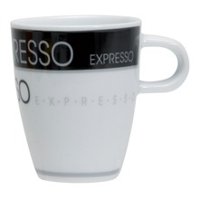 Lot de 6 tasses expresso Toffee
