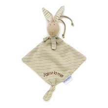 Lapin Zen J'aime la Mer beige