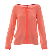Blouse corail