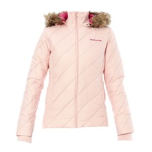 Blouson Q4 cls retro down w-pk rose