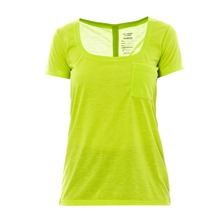 T-shirt ACL Standby Top vert fluo