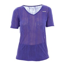 T-shirt OTM Burnout (T.D.) violet