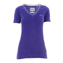 T-shirt Novelty Tee violet