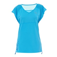 T-shirt ZigT SS Top bleu