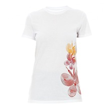 T-shirt Toning Tee blanc