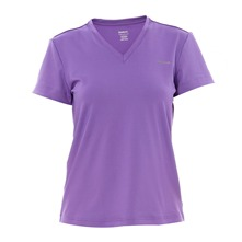 T-shirt Se Vneck Tee violet