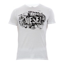 T-shirt T8 blanc