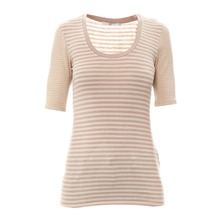 T-shirt beige