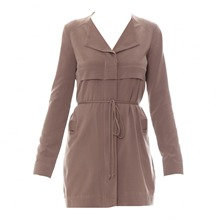 Veste taupe