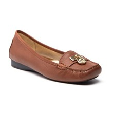 Mocassins Hamilton Loafer en cuir or