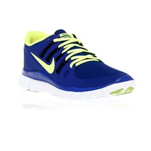Nike free 5.0+ hyper blue/volt-black-bl tint