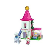 Jeu Construction Hello Kitty 80 pices