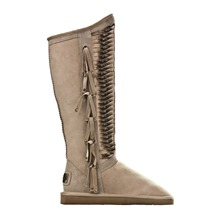 Bottes Lakota en cuir sable