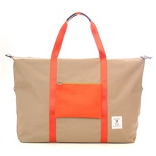 Sac week end beige
