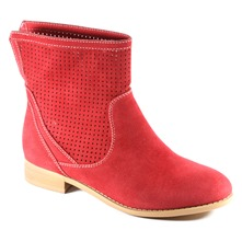 Boots rouges