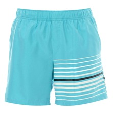 Short de bain turquoise