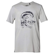 T-shirt Original's Quiver gris chin