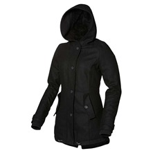 Manteau Murrieta noir