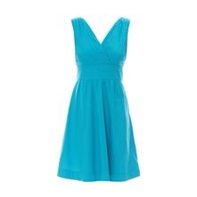 Robe  turquoise