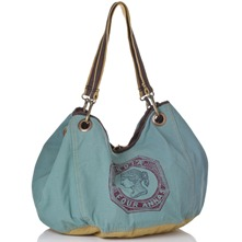 Women bags: Mint Canvas Hobo