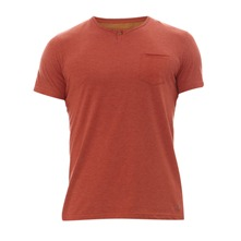 T-shirt BF rouge brique