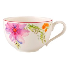 Lot de 6 tasses à café Mariefleur Basic
