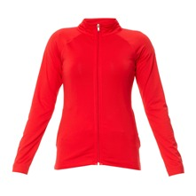 Veste zippée Playdry rouge