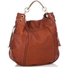 Women bags: Dark Brown Extra Large Hobo Bag
