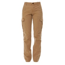 Pantalon cargo marron clair