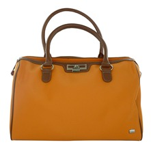 Sac bowling Chic & Urbain orange
