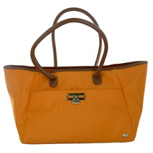 Sac cabas Chic & Urbain orange