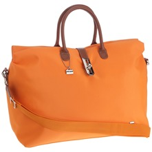 Sac de voyage Shop orange