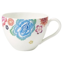 Lot de 6 tasses à café Anmut Bloom