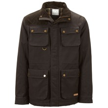 Manteau Harlem marron