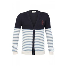 Cardigan Durish bleu