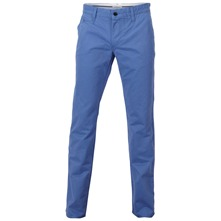 Pantalon chino L34 Paris Federal bleu ciel