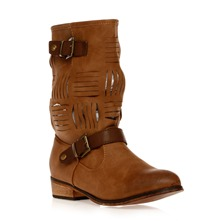 Bottes camel