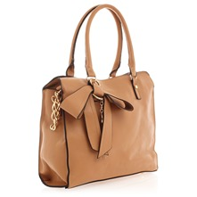Sac  nud papillon camel