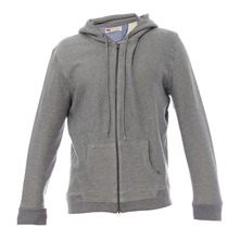 Sweat zipp ORIGINAL FULL ZIP HOODIE  capuche gris