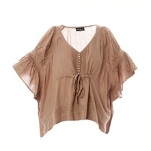 Blouse beige