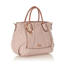 Sac à main rose blush