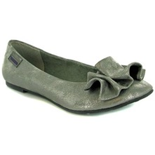 Women footwear: Pewter Vista Patina Pumps