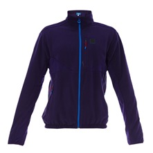Veste zippée ST TRK TOP TECH violette