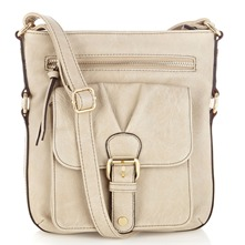 Women bags: Grey Whitstable Cross Body Bag