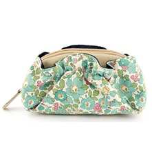 Trousse de toilette Liberty bleue